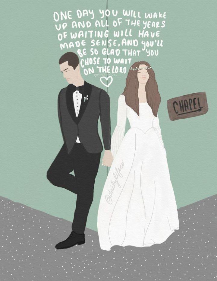 Christian Inspirational Art Love Quote Postcard _ Zazzle_com