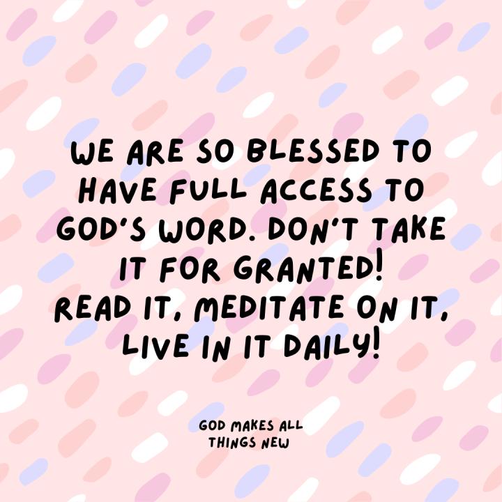 God's Word 😍📖🙏🏻
