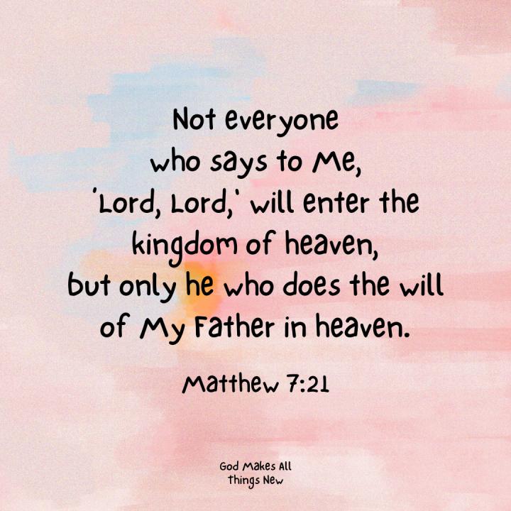 Not Everyone…