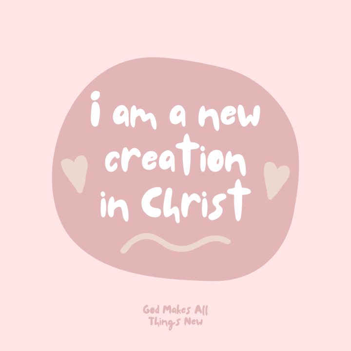 New Creation inChrist