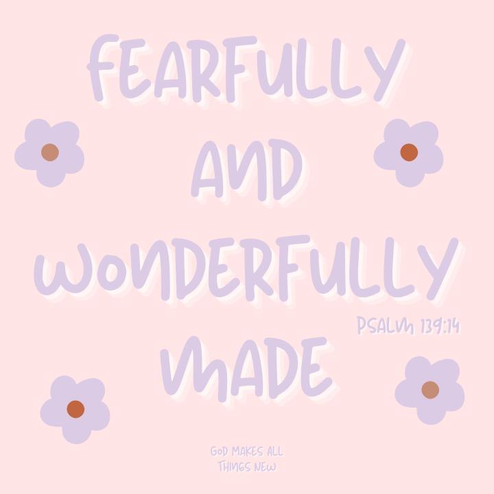 Fearfully & WonderfullyMade