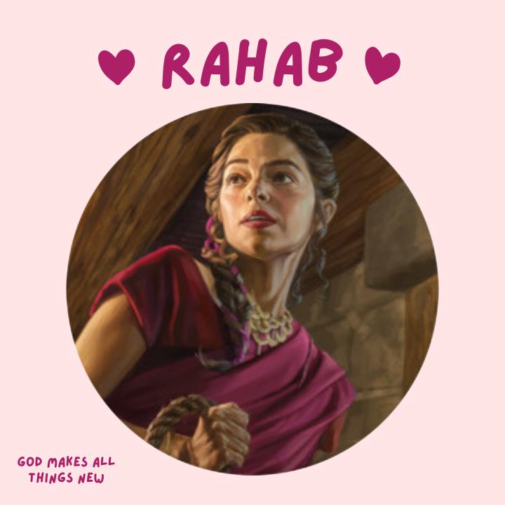 Rahab: Hero of Faith💃🏻❤
