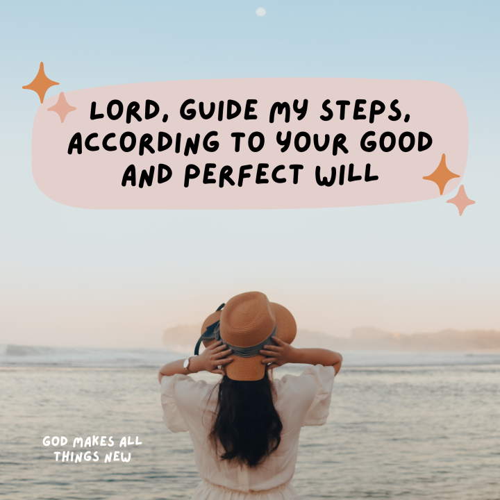 Guide my Steps Lord🙏🏻👣